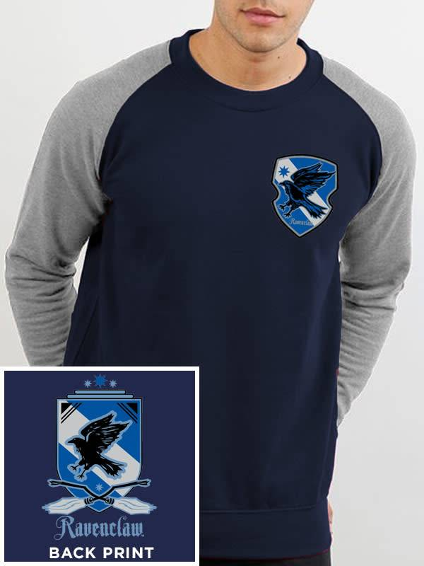 Harry Potter House Ravenclaw Harry Potter Sweater Blue The Lab