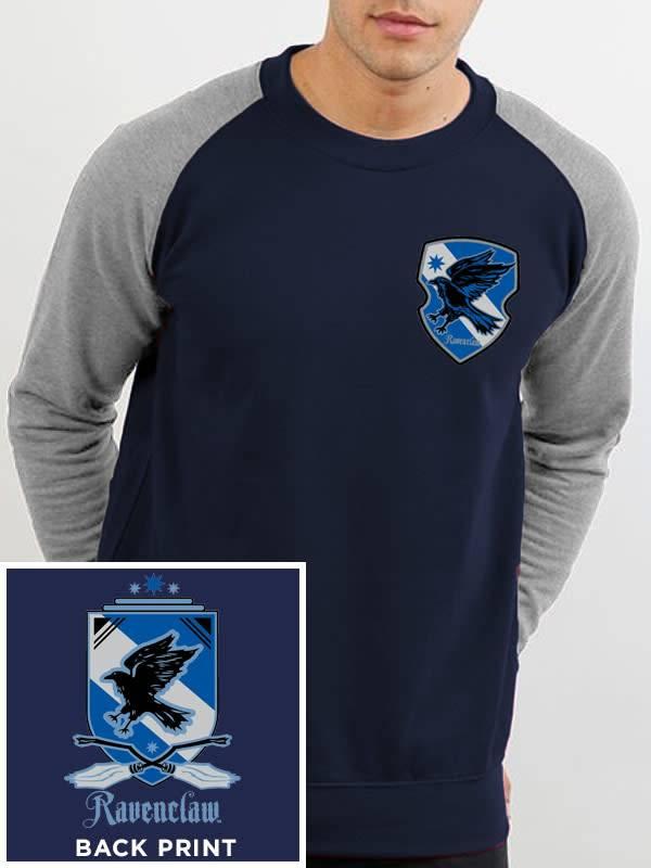 Harry Potter House Ravenclaw - Harry Potter - Sweater Blue