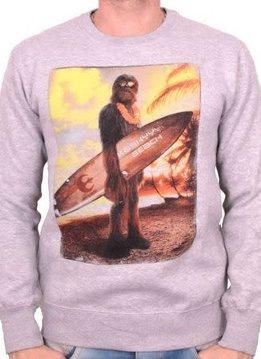 Star Wars Chewie On The Beach - Star Wars - Sweater