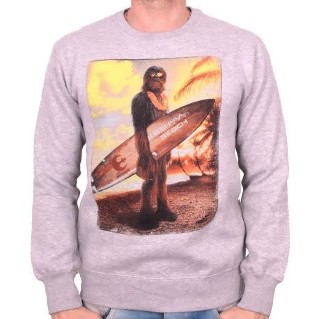 Star Wars Chewie On The Beach - Star Wars - Sweater