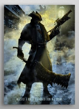 Bloodborne | Gaming Characters | Displate