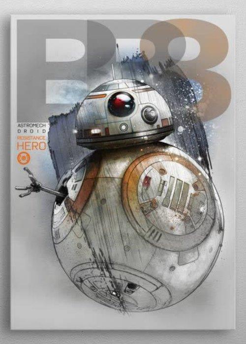 Star Wars Resistance Hero Droid  | BB8 Astromech Droid