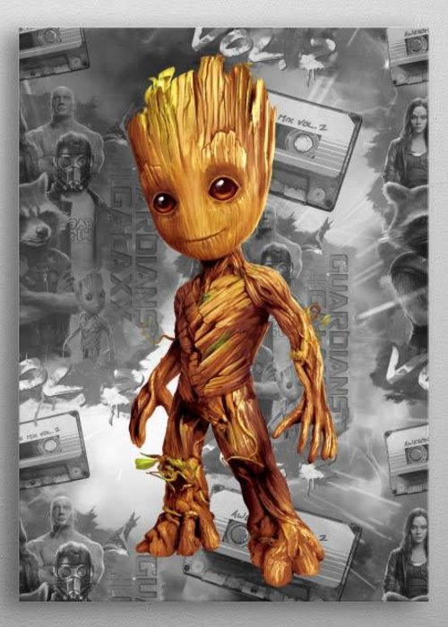 Marvel Baby Groot  | Guardians of the Galaxy