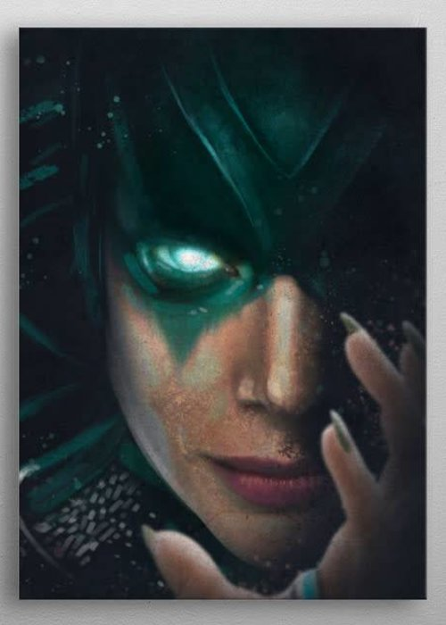 Marvel Hela  | Thor Ragnarok Godly Visage