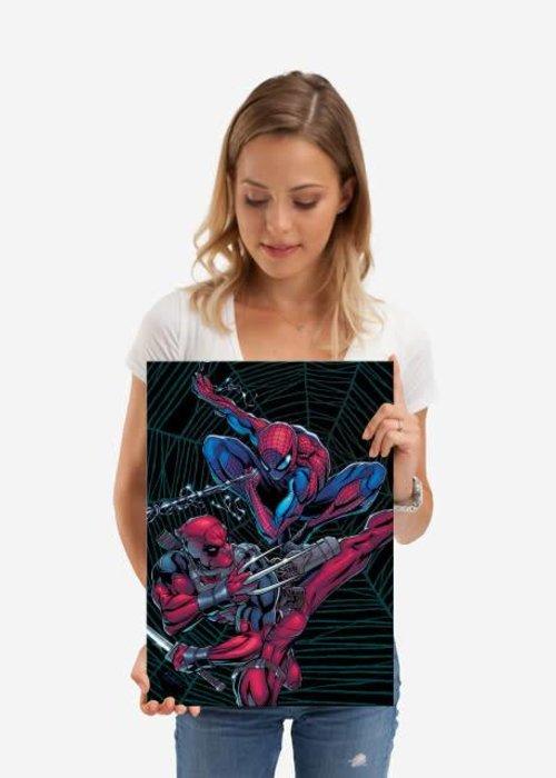 Marvel Team-Up  |  Deadpool Melting Pot