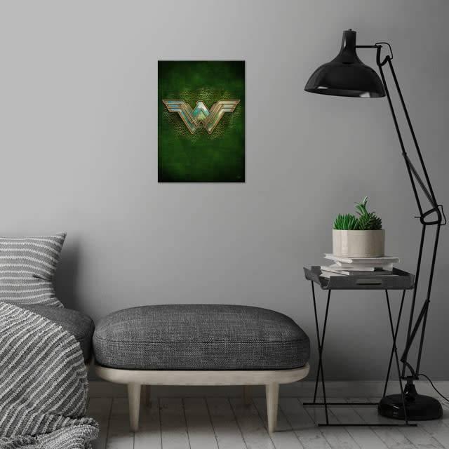 DC Comics Harmony | Symbols of Hope | Displate