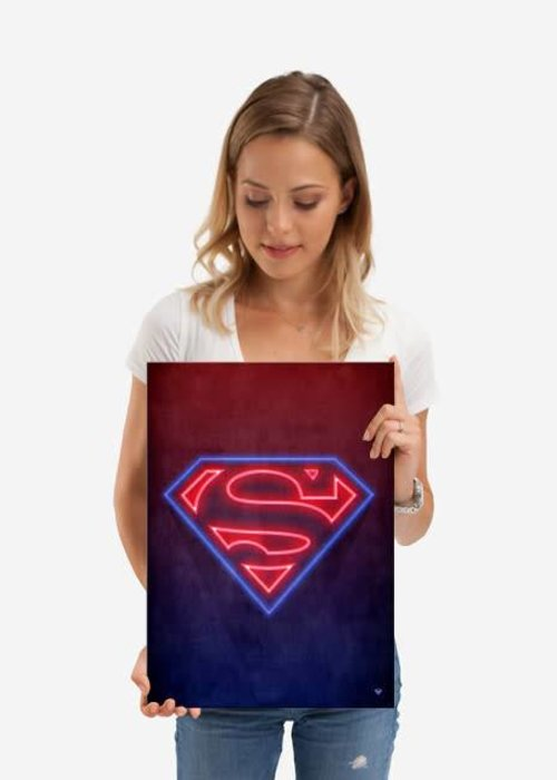 DC Comics Neon  | Symbols of Hope