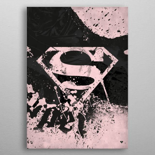 DC Comics Tattooed | Symbols of Hope | Displate