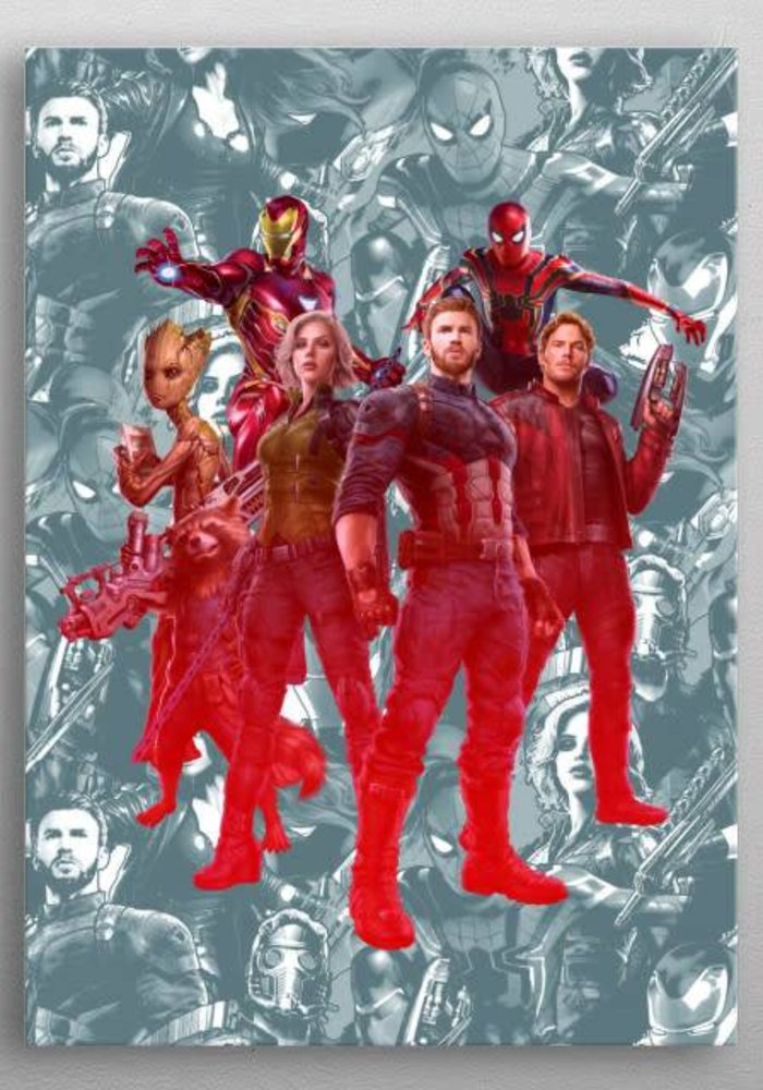 Avengers and Guardians  | Avengers Infinity War I
