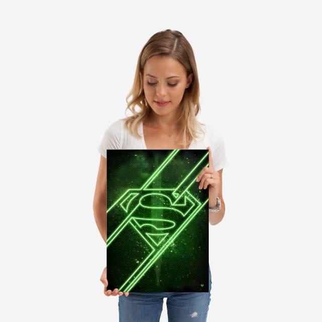 DC Comics Radiant   Symbols of Hope   Displate