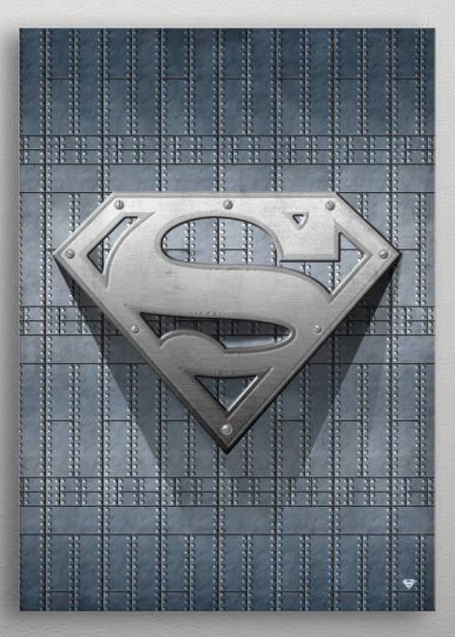 DC Comics Steel  | Symbols of Hope
