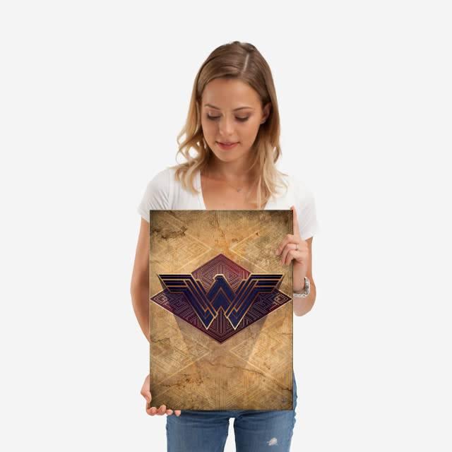 DC Comics Ancient | Symbols of Hope | Displate