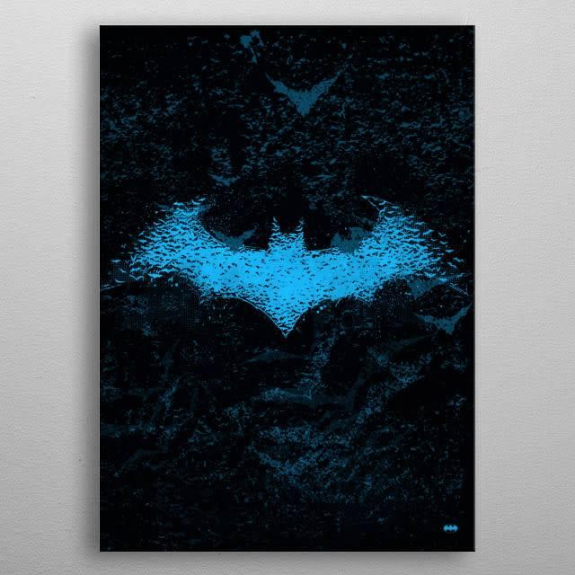 DC Comics Nightwinged Knight | Symbols of Hope | Displate