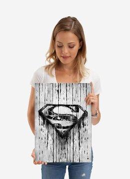 DC Comics Scratched   Symbols of Hope   Displate