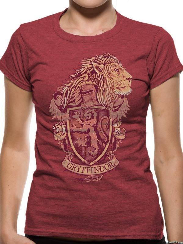 Harry Potter Gryffindor Crest - T-Shirt