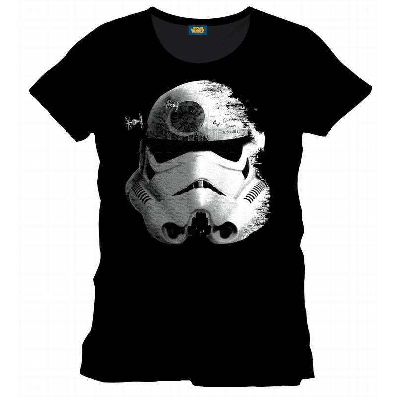 Star Wars Death Star Stormtrooper - T-Shirt