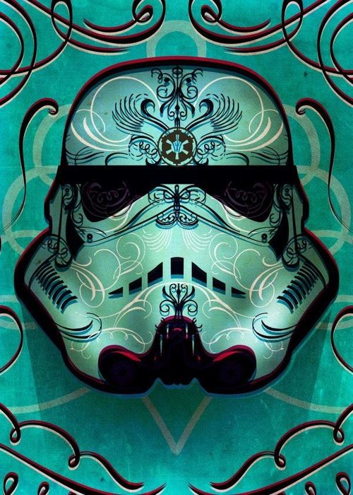 Star Wars Inked  | Masked Troopers