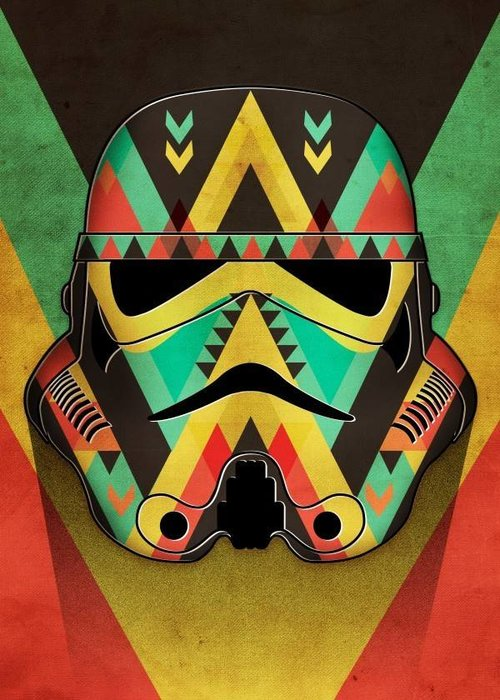 Star Wars Organic  | Masked Troopers