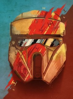 Star Wars Scout|Masked Troopers|Displate