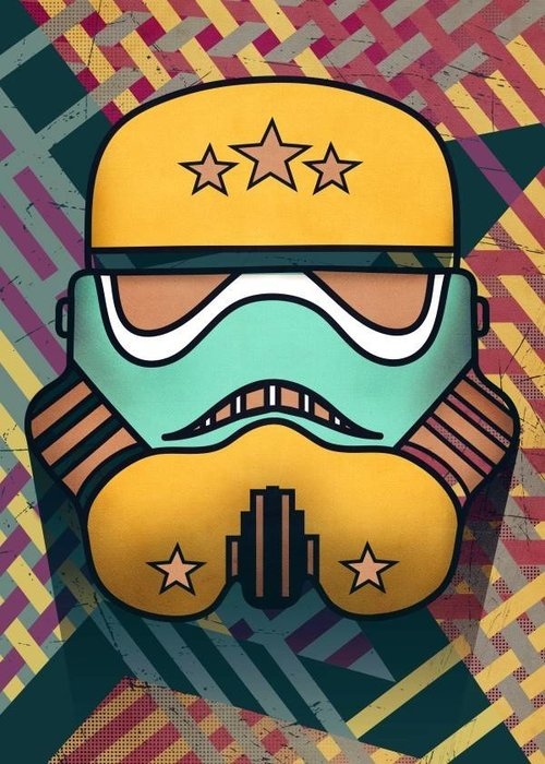Star Wars Star-Sprangled | Masked Troopers