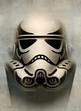 Star Wars Animated   Masked Troopers   Displate