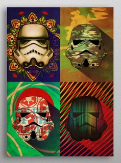 Star Wars Camo Squad|Masked Troopers|Displate