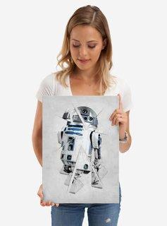 Star Wars R2-D2|Force sensitive|Displate