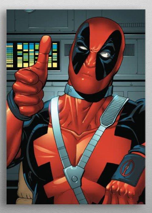 Marvel Thumbs Up!  | Deadpool Melting Pot
