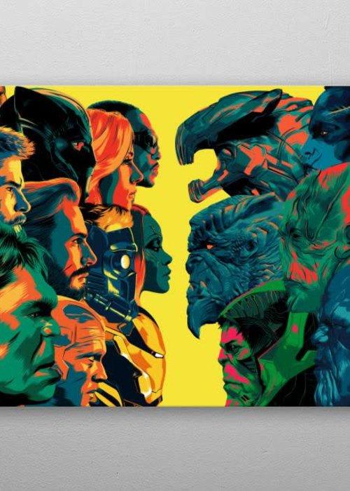 Marvel Good Guys Bad Guys    Avengers Infinity War I