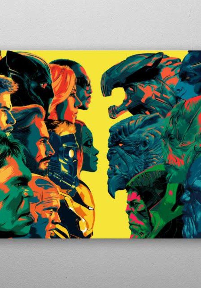 Good Guys Bad Guys  | Avengers Infinity War I