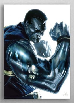 Marvel Rasputin | Legacy of the Atom Blue Edition | Displate