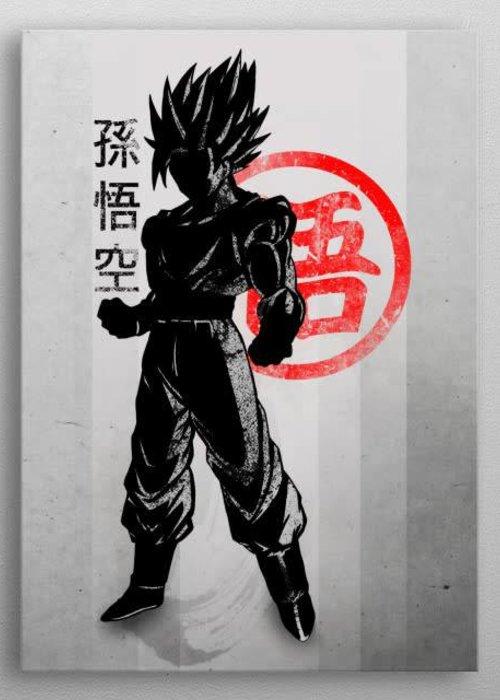 Fanfreak Crimson Goku  | Crimson Characters