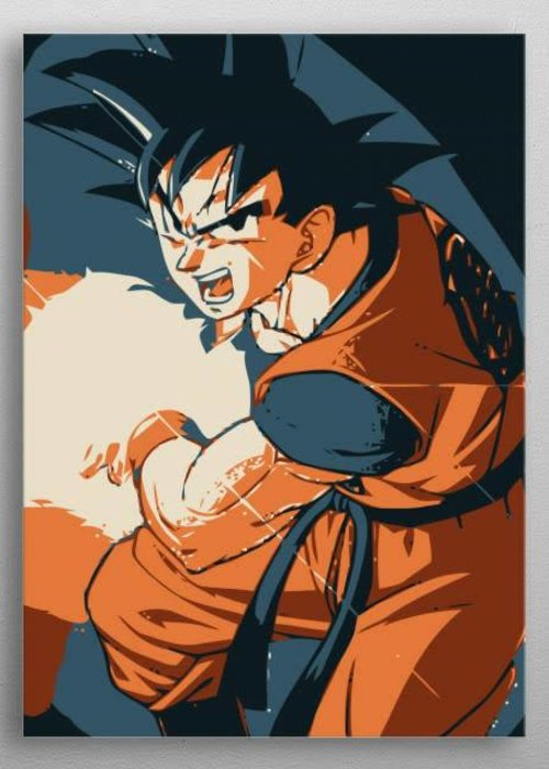 Rem Arts Dragon Ball : Goku  | Anime