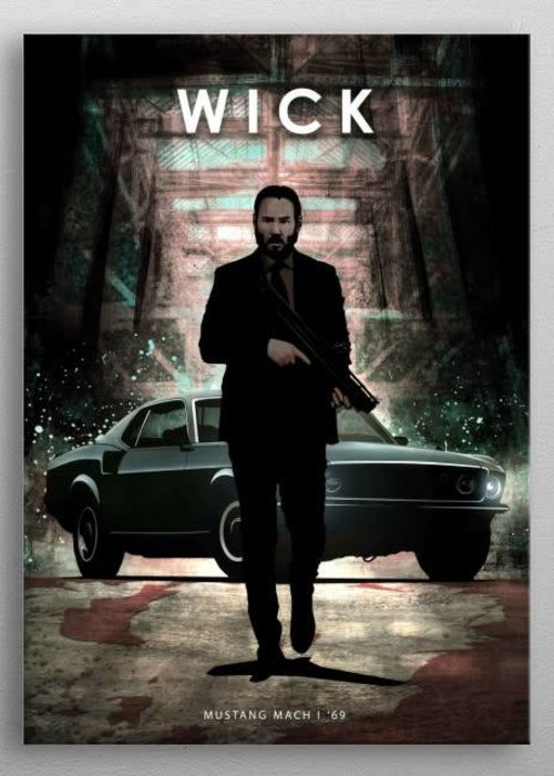 Eden Design John Wick  | Car Legends
