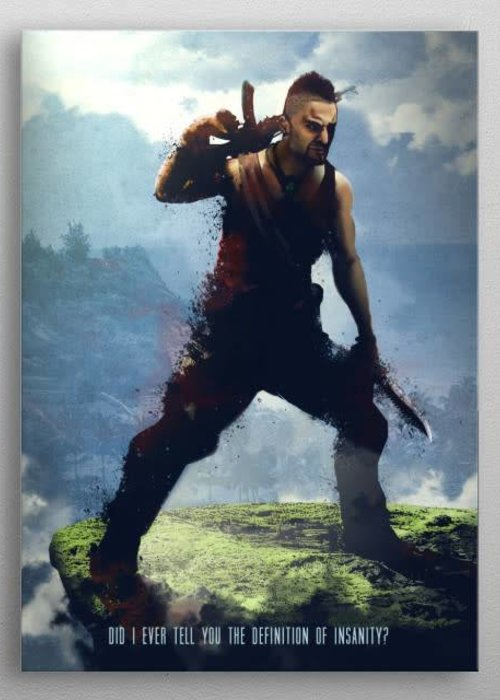 Eden Design Vaas  | Gaming Characters