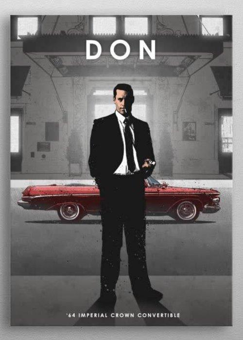 Eden Design Don Draper  | Car Legends