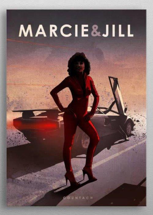 Eden Design Marcie & Jill  | Car Legends