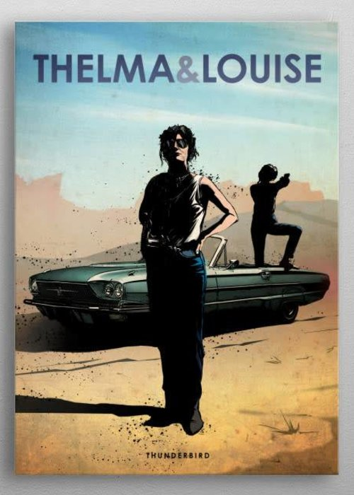 Eden Design Thelma & Louise  | Car Legends