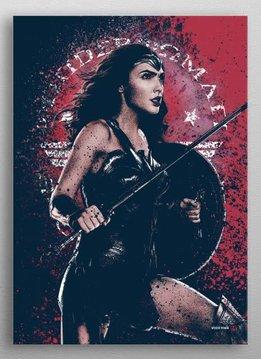 DC Comics Wonder Woman | Justice League | Displate