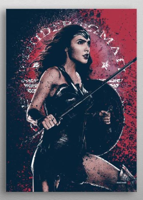 DC Comics Wonder Woman  | Justice League