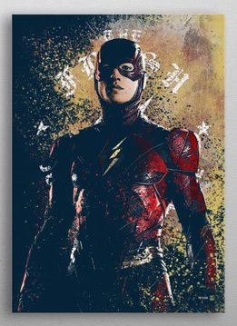 DC Comics Flash | Justice League | Displate