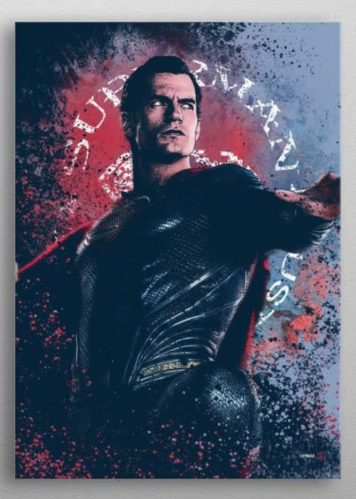 DC Comics Superman  |  Justice League