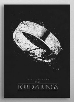 retina The Lord of the Rings   Classic Movie Posters   Displate