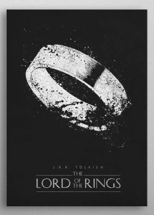 Retina Creative The Lord of the Rings  | Classic Movie Posters