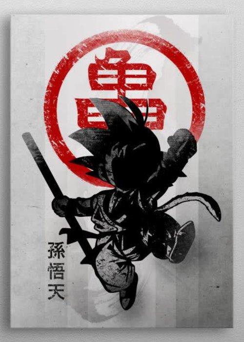 Fanfreak Young Goten I Crimson Sai  |  Crimson Characters