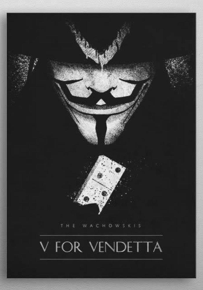 V for Vendetta    Classic Movie Posters