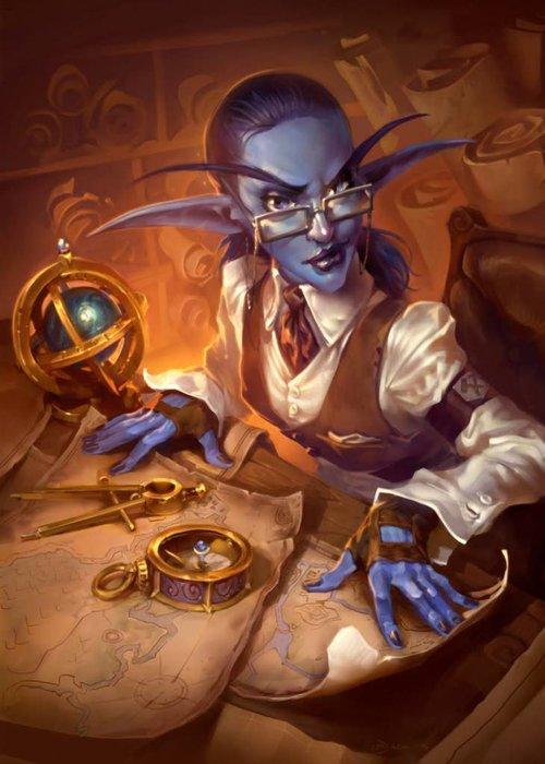 Blizzard Elise Starseeker  | Hearthstone