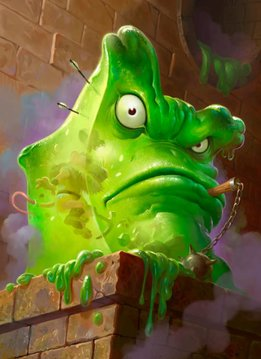 Blizzard Carnivorous Cube | Hearthstone | Displate