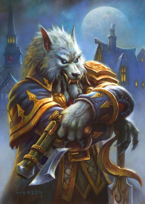 Blizzard Genn Greymane  | Hearthstone
