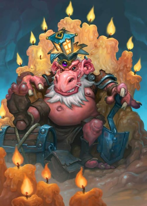 Blizzard Koning Togwaggle  | Hearthstone